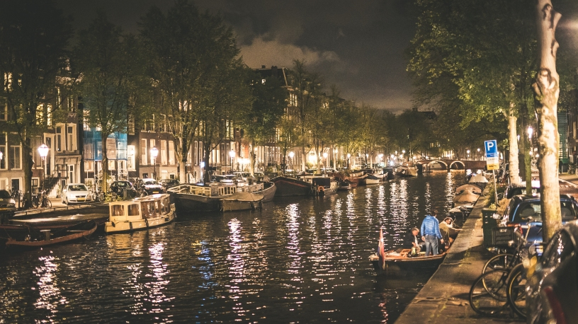 Amsterdam 2017-2 night-1